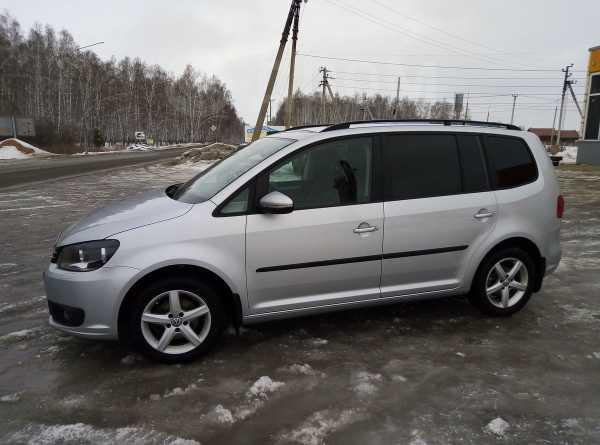 Volkswagen Touran, 2014 год, 715 000 руб.