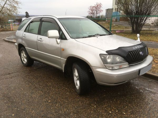 Toyota Harrier, 1999 год, 430 000 руб.
