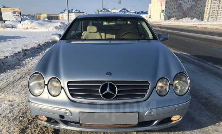 Mercedes-Benz CL-Class, 2000 год, 300 000 руб.