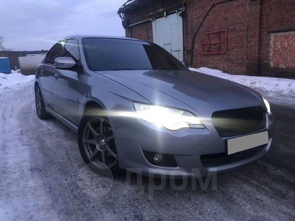 Subaru Legacy, 2007 год, 559 999 руб.