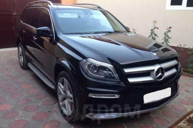 Mercedes-Benz GL-Class, 2012 год, 2 100 000 руб.