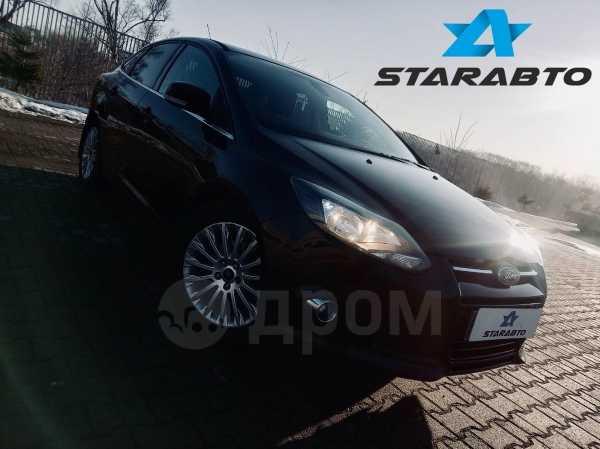Ford Focus, 2013 год, 488 000 руб.