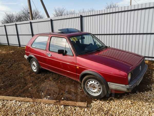 Volkswagen Golf, 1985 год, 90 000 руб.