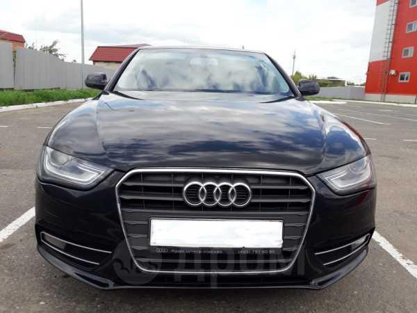 Audi A4, 2012 год, 520 000 руб.