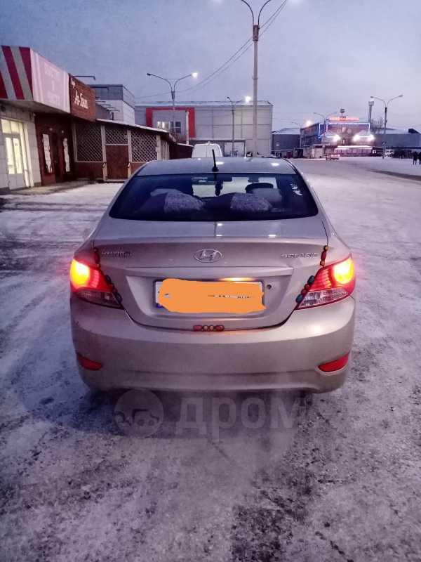 Hyundai Solaris, 2013 год, 500 000 руб.