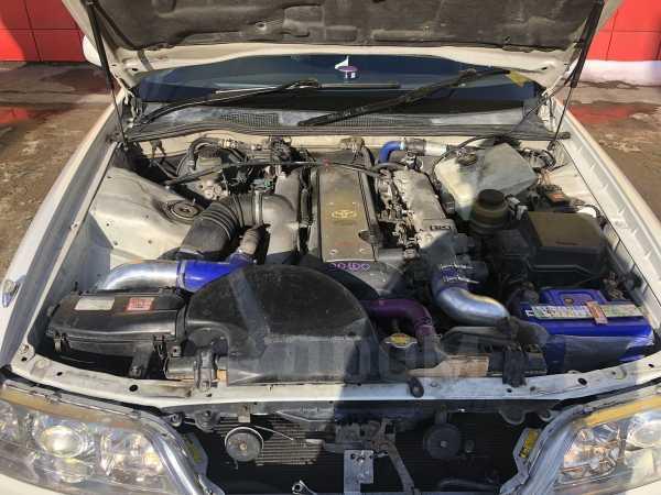 Toyota Mark II, 1997 год, 550 000 руб.