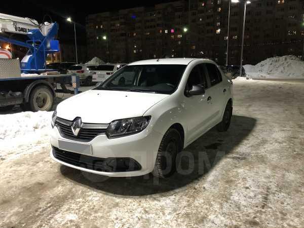 Renault Logan, 2016 год, 370 000 руб.