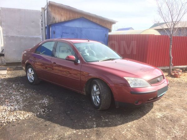 Ford Mondeo, 2002 год, 180 000 руб.