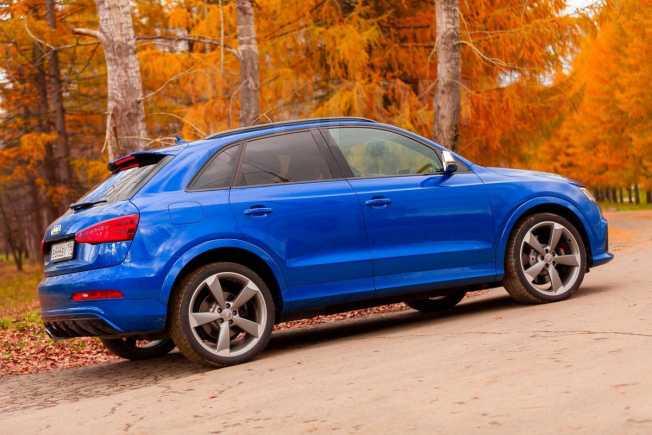 Audi RS Q3, 2014 год, 1 389 000 руб.