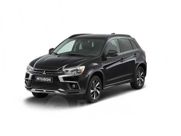Mitsubishi ASX, 2019 год, 1 569 000 руб.