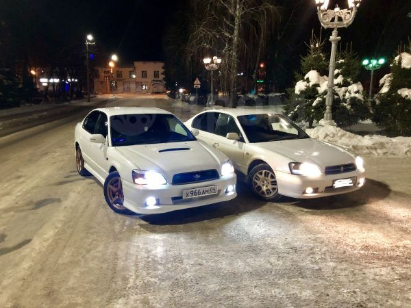 Subaru Legacy B4, 1999 год, 330 000 руб.