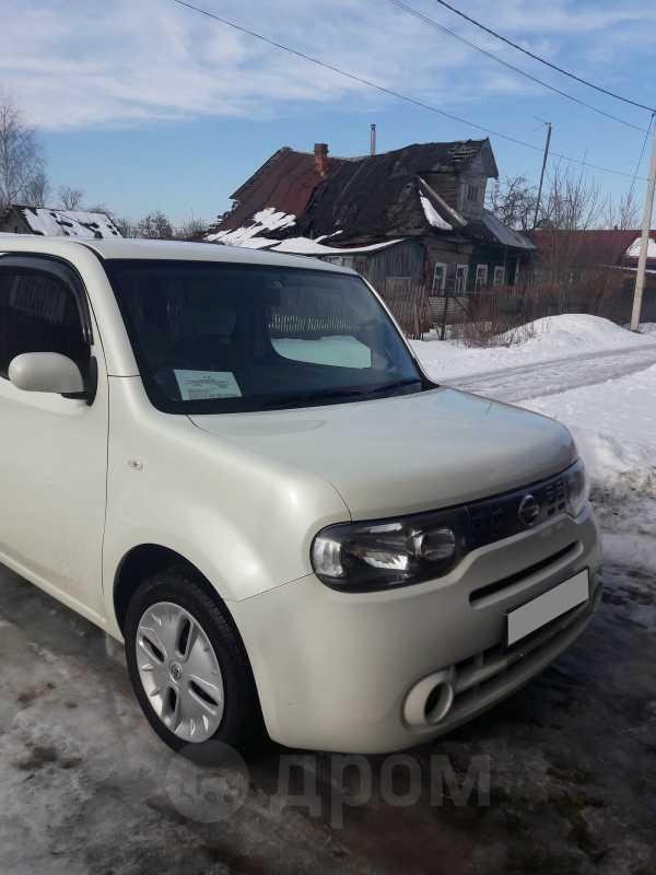 Nissan Cube, 2012 год, 505 000 руб.