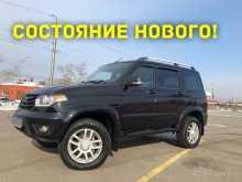 Иркутск УАЗ Патриот 2016
