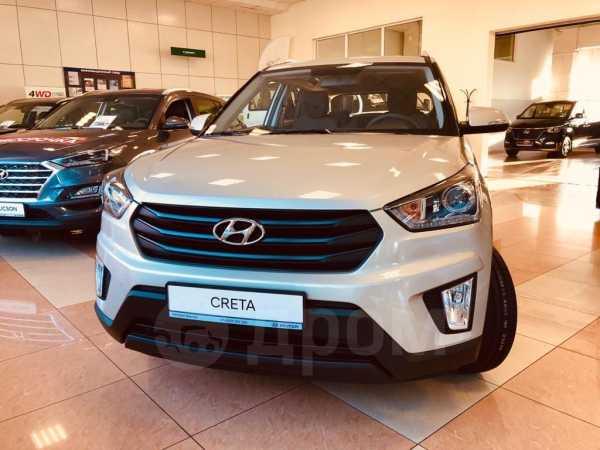 Hyundai Creta, 2019 год, 1 492 000 руб.