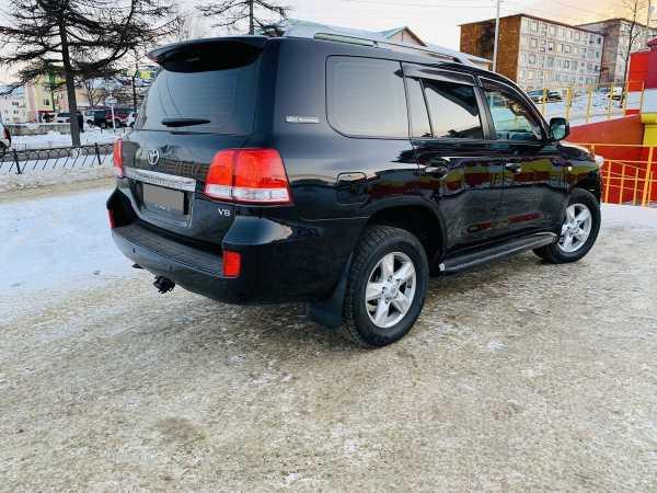 Toyota Land Cruiser, 2010 год, 2 220 000 руб.