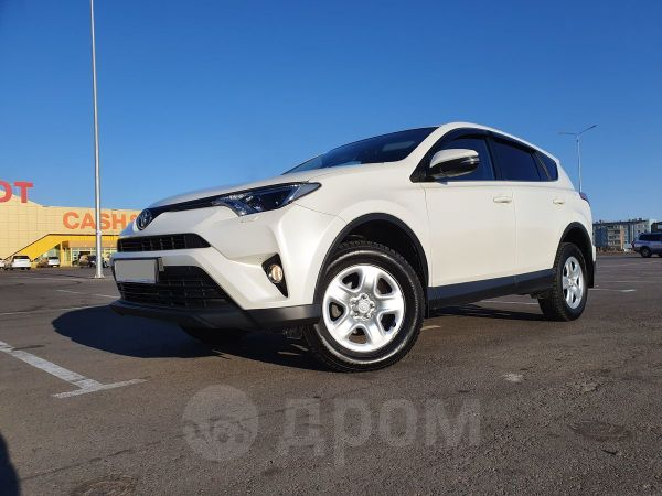 Toyota RAV4, 2016 год, 1 470 000 руб.