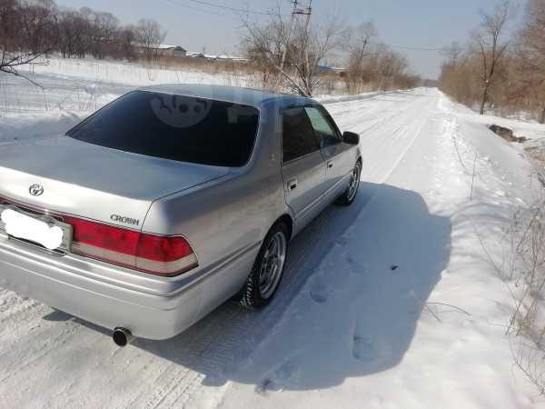 Toyota Crown, 1998 год, 380 000 руб.