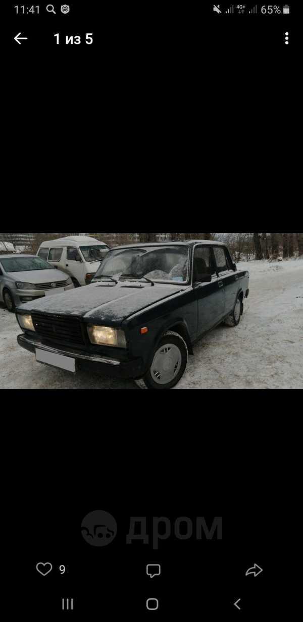 Лада 2107, 2004 год, 36 000 руб.