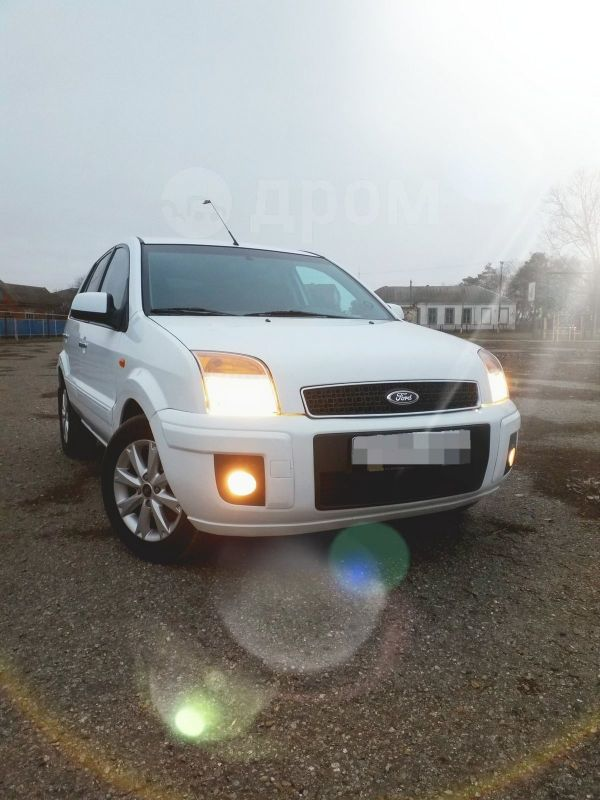 Ford Fusion, 2010 год, 289 000 руб.