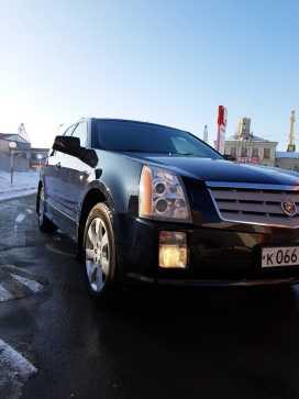 Омск Cadillac SRX 2007