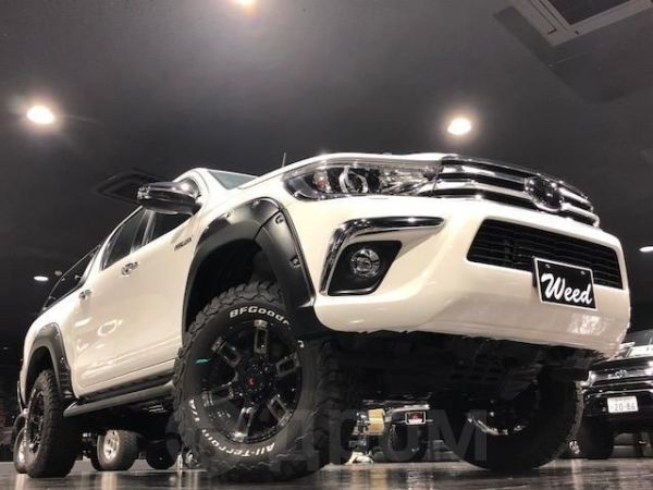 Toyota Hilux Pick Up, 2017 год, 1 910 000 руб.