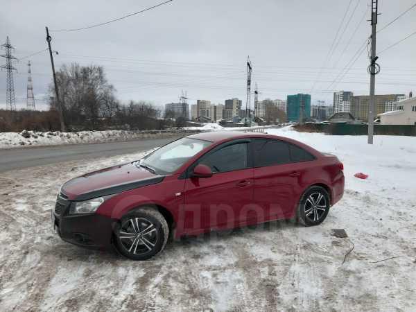Chevrolet Cruze, 2009 год, 290 000 руб.