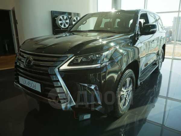 Lexus LX450d, 2020 год, 6 888 000 руб.