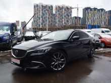 Москва Mazda6 2016