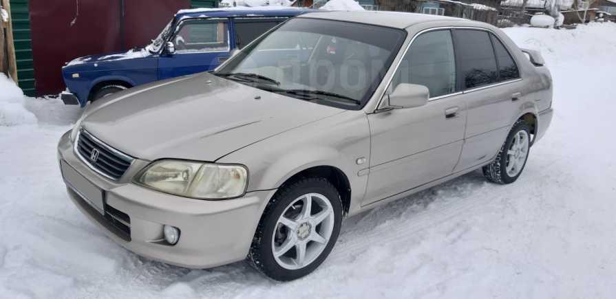 Honda City, 2001 год, 154 000 руб.