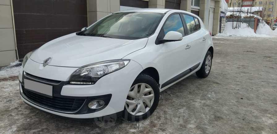 Renault Megane, 2013 год, 399 000 руб.