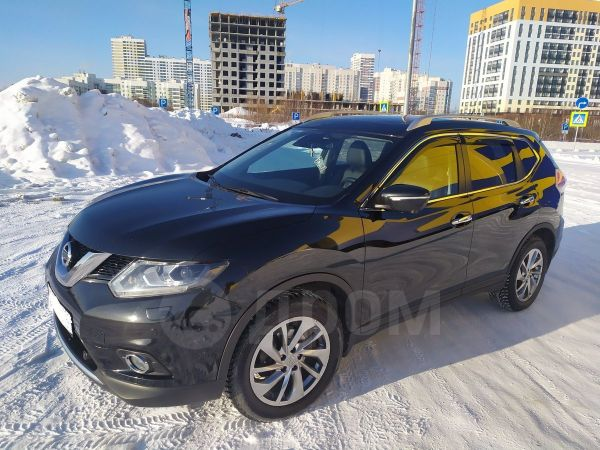 Nissan X-Trail, 2015 год, 1 350 000 руб.
