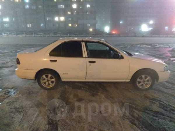 Nissan Sunny, 1998 год, 77 000 руб.