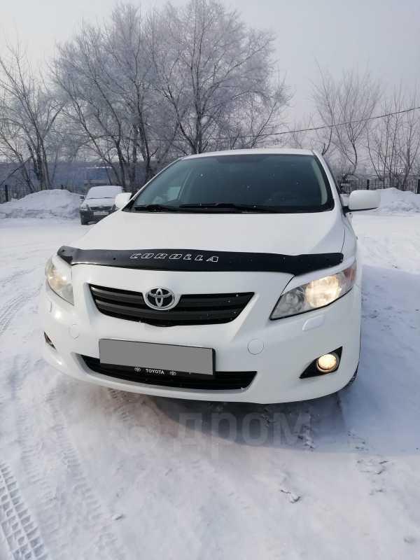 Toyota Corolla, 2007 год, 450 000 руб.