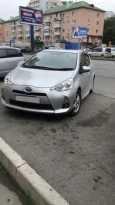 Toyota Aqua, 2013 год, 535 000 руб.