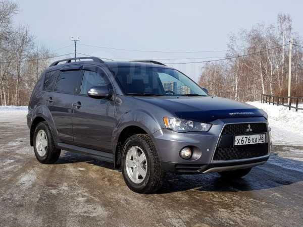 Mitsubishi Outlander, 2012 год, 715 000 руб.