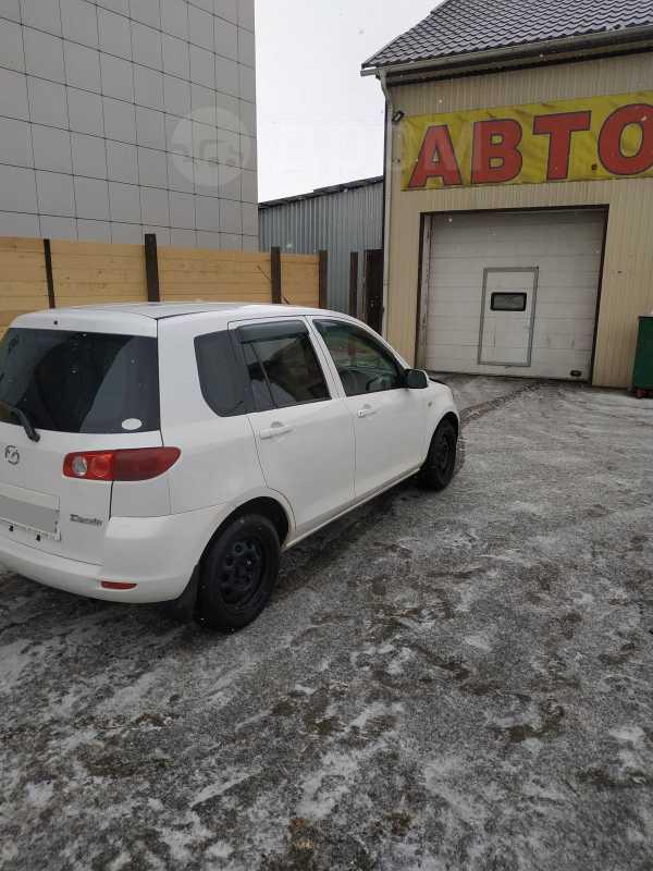 Mazda Demio, 2002 год, 185 000 руб.