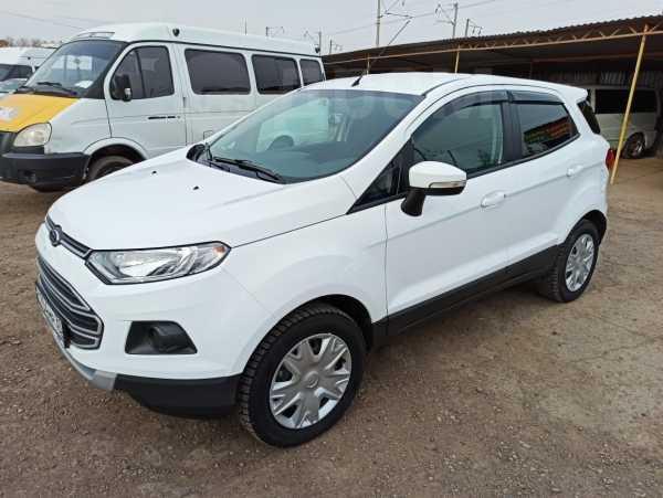 Ford EcoSport, 2016 год, 699 900 руб.