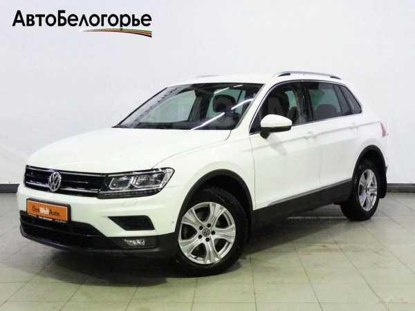 Volkswagen Tiguan, 2017 год, 1 580 000 руб.