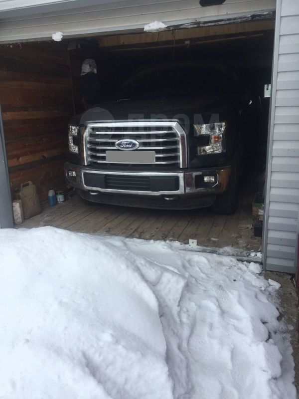 Ford F150, 2015 год, 3 200 000 руб.