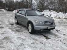 Елизово FX35 2003