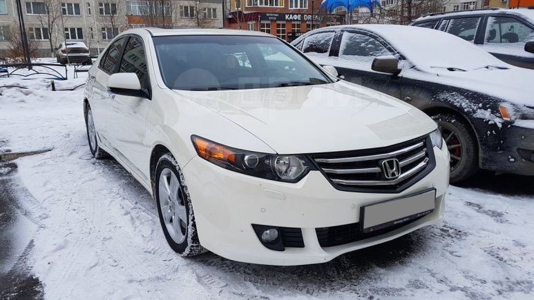 Honda Accord, 2008 год, 699 000 руб.