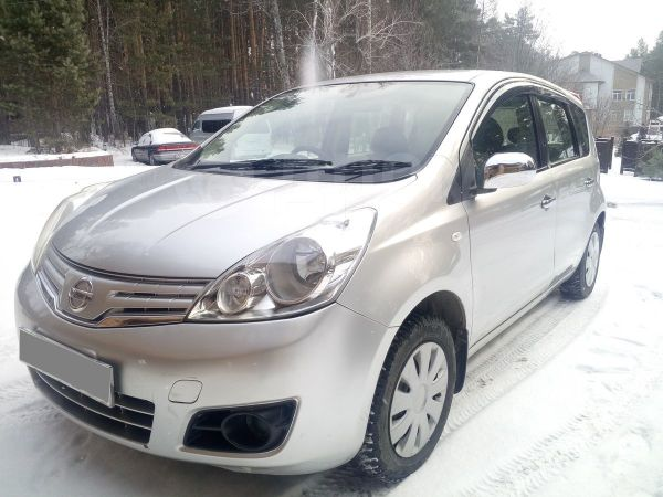 Nissan Note, 2009 год, 265 000 руб.