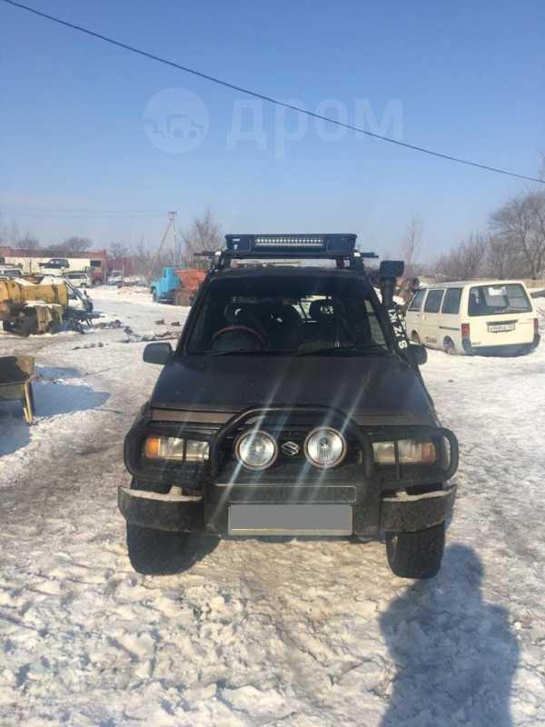 Suzuki Escudo, 1990 год, 220 000 руб.