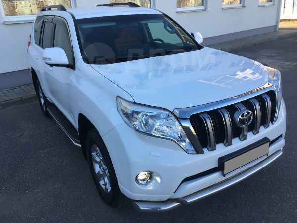 Toyota Land Cruiser Prado, 2015 год, 2 430 000 руб.