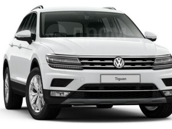 Volkswagen Tiguan, 2020 год, 2 710 100 руб.