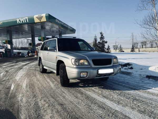 Subaru Forester, 2001 год, 340 000 руб.