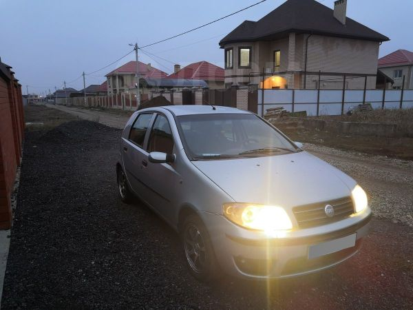 Fiat Punto, 2004 год, 155 000 руб.