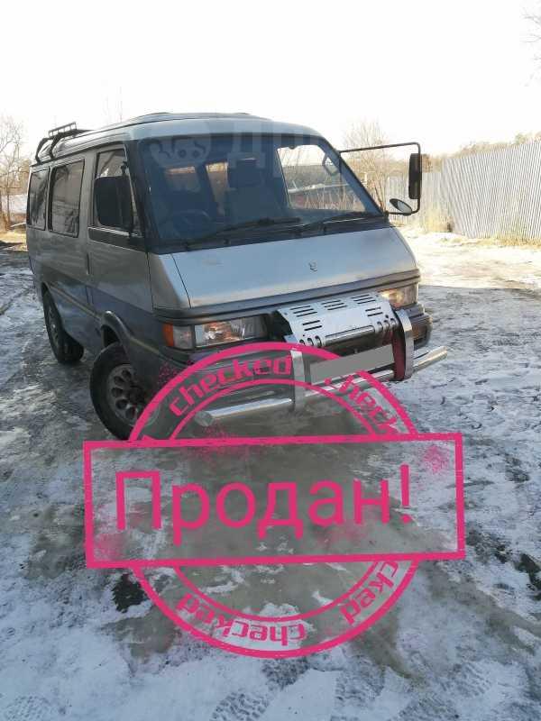 Mazda Bongo, 1992 год, 115 000 руб.