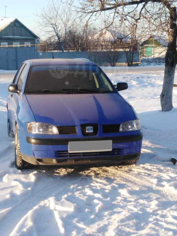SEAT Ibiza, 2001 год, 180 000 руб.