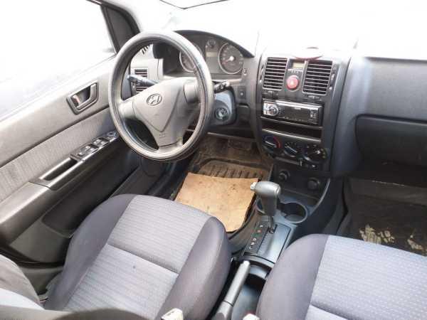 Hyundai Getz, 2007 год, 330 000 руб.